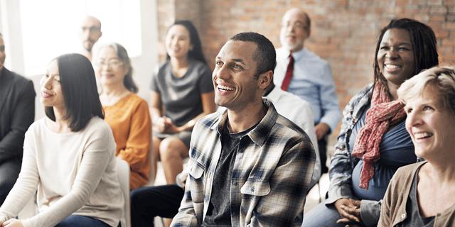 Employee recognition programs creating a sense of belonging.